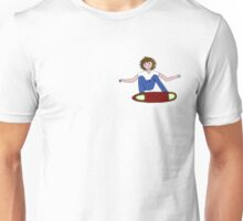 Hoverboard (small) Unisex T-Shirt