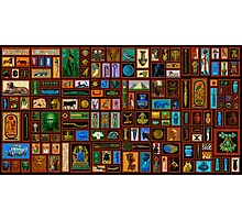 Egyptian collection Photographic Print