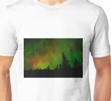 Colourful Aurora Unisex T-Shirt