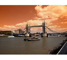 Londons Burning Photographic Print
