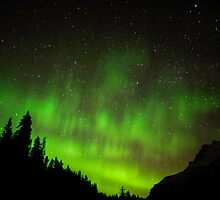 A busy nights sky by JesseShawPhotos