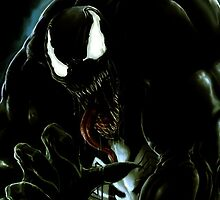 The Darkness of Venom by NateFenech