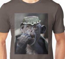 Chimp In Hat  Unisex T-Shirt