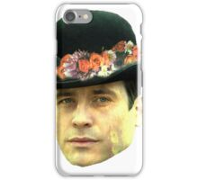 Thomas Barrow Flower Crown iPhone Case/Skin