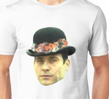 Thomas Barrow Flower Crown Unisex T-Shirt