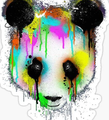 Graffiti Bear Sticker