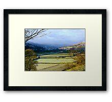 Gunnerside #2 - North Yorkshire Framed Print