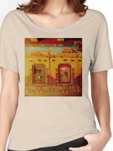 KIMO THEATER ALBUQUERQUE NEW MEXICO Women's Relaxed Fit T-Shirt