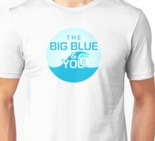 The Big Blue Logo Unisex T-Shirt