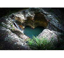 Killarney Glen Falls Photographic Print