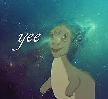 Yee dinosaur by TheDolanizor