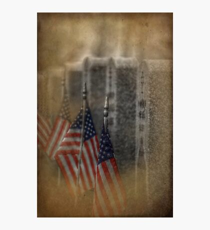 patriots pallet Photographic Print