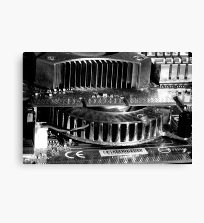 Video cards Canvas Print