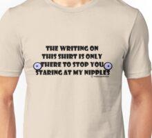 Nipples Unisex T-Shirt