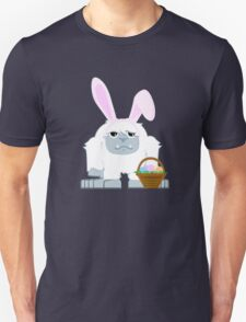 Cute Easter Yeti Unisex T-Shirt