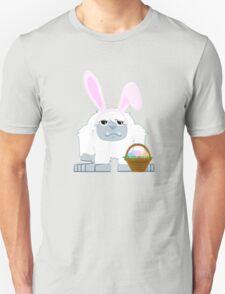 Cute Easter Yeti Unisex T-Shirt