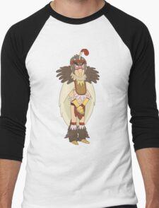 Rick and Morty: Bird Person Men's Baseball ¾ T-Shirt