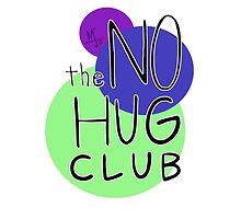 The No Hug Club Circles  by mjfitz