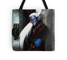 Smirking and Lurking Tote Bag