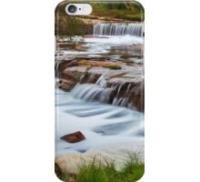 Noble falls, Perth hill's , Western Australia iPhone Case/Skin