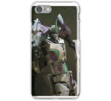 Slipstream Portrait iPhone Case/Skin