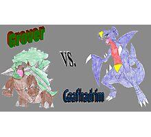Grover vs. Gaafhadrim Photographic Print