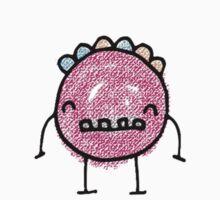 Spooky Monsters - mini grape Kids Clothes