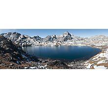 Sacred lake  Photographic Print