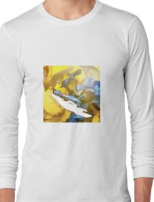 Arcee Portrait Long Sleeve T-Shirt