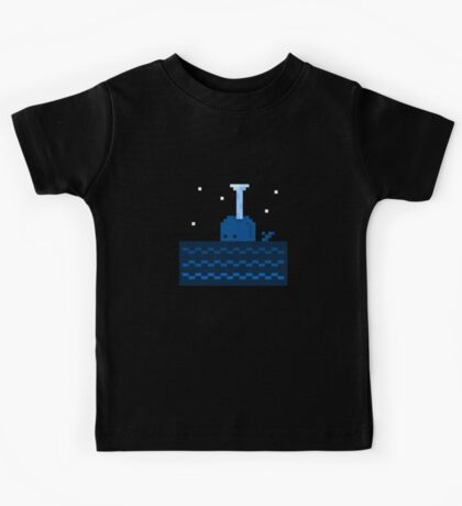 Whale Games Kids Tee