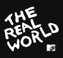 MTV The Real World by bruceperdew