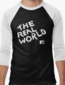 MTV The Real World Men's Baseball ¾ T-Shirt