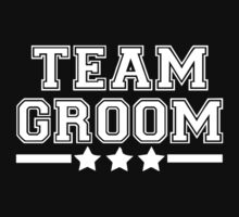 Team Groom MENS STAG Kids Clothes