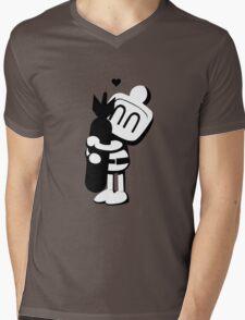 Bomberman Hugger Mens V-Neck T-Shirt