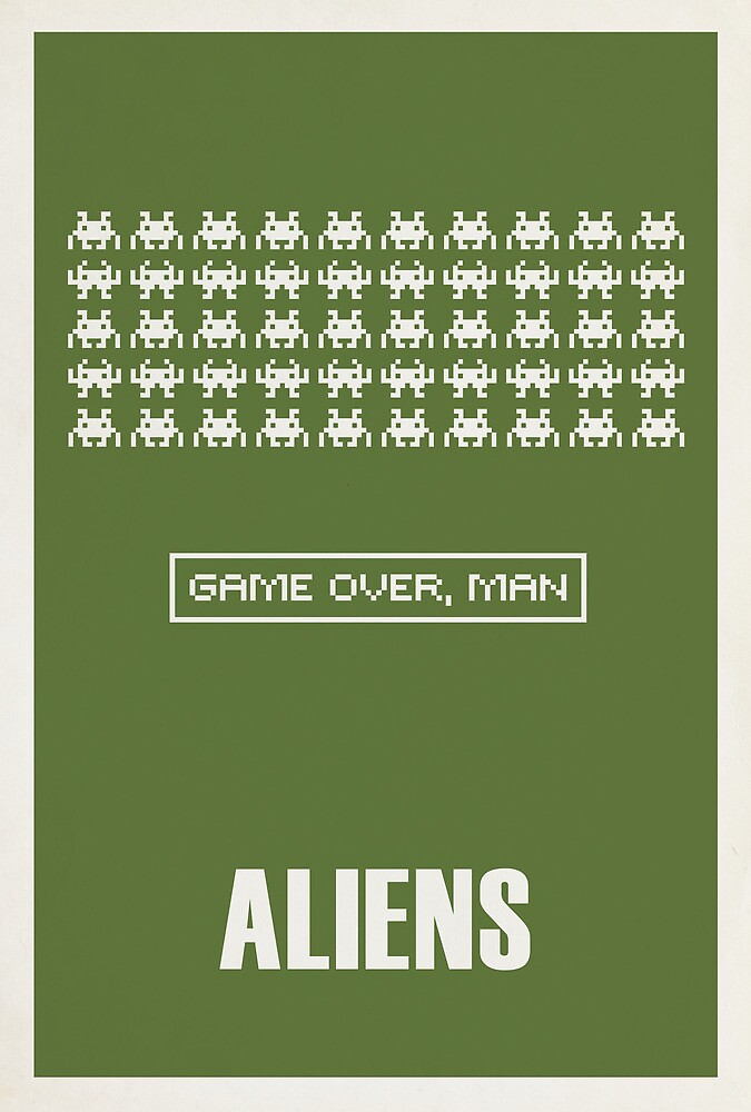 Aliens by Matt Owen