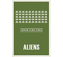 Aliens Photographic Print