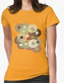 Clockwork Flowers T-Shirt T-Shirt