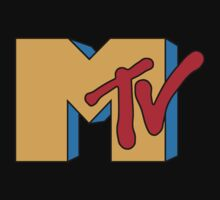 MTV Logo 1 by bruceperdew