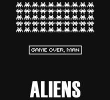 Aliens Kids Clothes