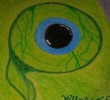 Oil pastel Jacksepticeye logo by Demj3llyr0llzzz