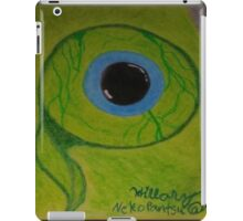 Oil pastel Jacksepticeye logo iPad Case/Skin