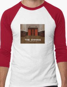 The Shining, Elevator Men's Baseball ¾ T-Shirt