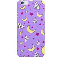 Sailor Moon - Bunnies and Moons iPhone Case/Skin