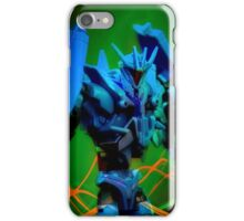 Soundwave Portrait iPhone Case/Skin