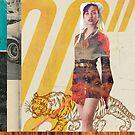 Iron Tigress by Tordo
