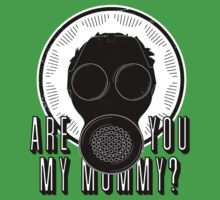 Are You My Mummy? (Alternate Text) Kids Tee