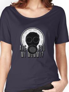 Are You My Mummy? (Alternate Text) Women's Relaxed Fit T-Shirt