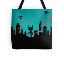 The Black Rabbit of Inlé Tote Bag