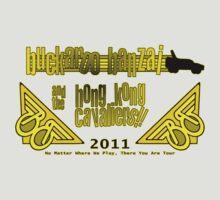 Buckaroo Banzai 2011 Tour - Yellow by Hedrin
