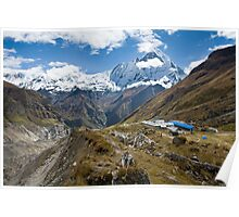 Annapurna Base Camp Poster